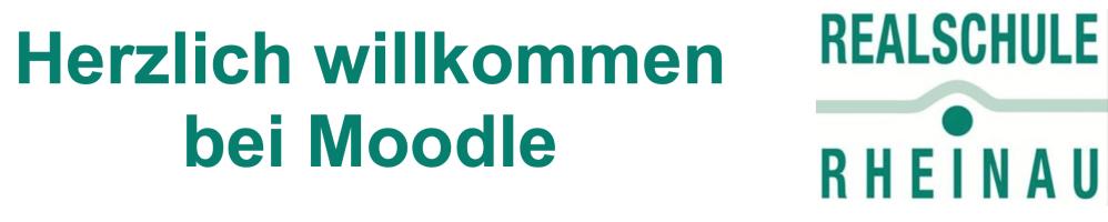Moodle Realschule Rheinau
